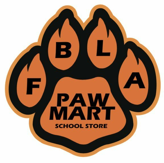 CHECK OUT OUR SCHOOL STORE, PAWMART