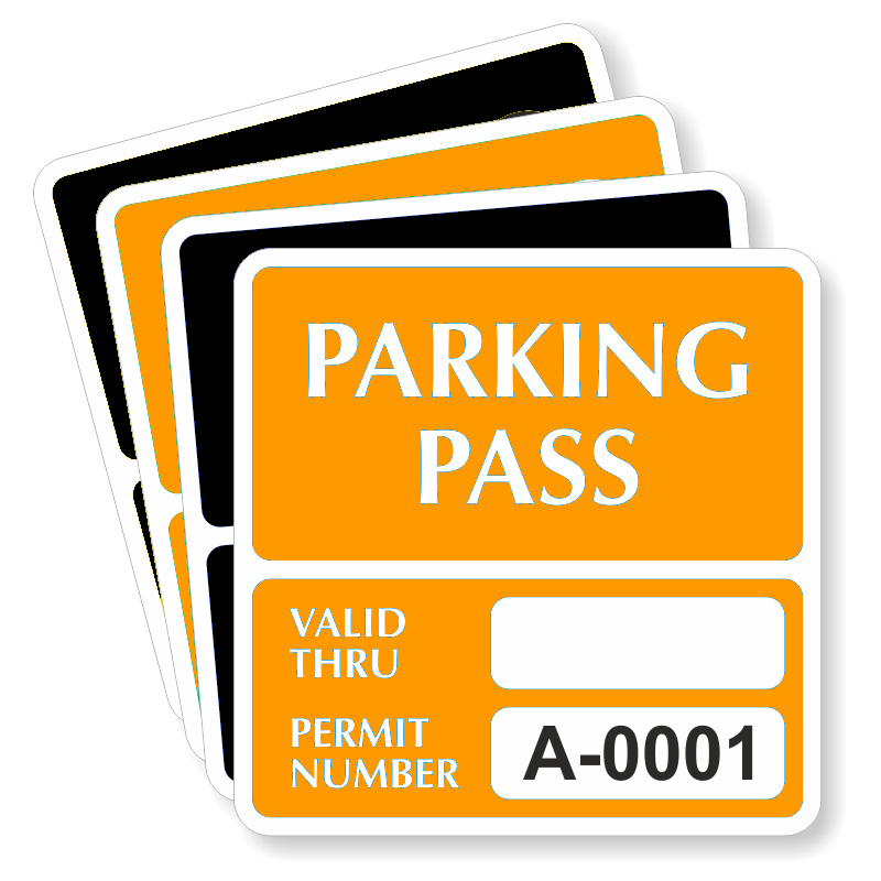 2020-2021 PARKING PERMIT APPLICATIONS