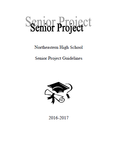Senior Project Guidelines 2016-2017