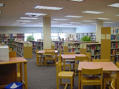 Inside the NHS Library
